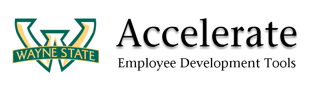 Wayne State - Accelerate employment development tools